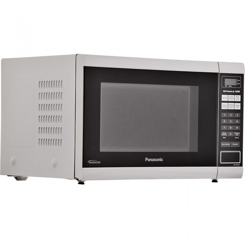 Microondas de 1.2' 1200W Inverter Panasonic