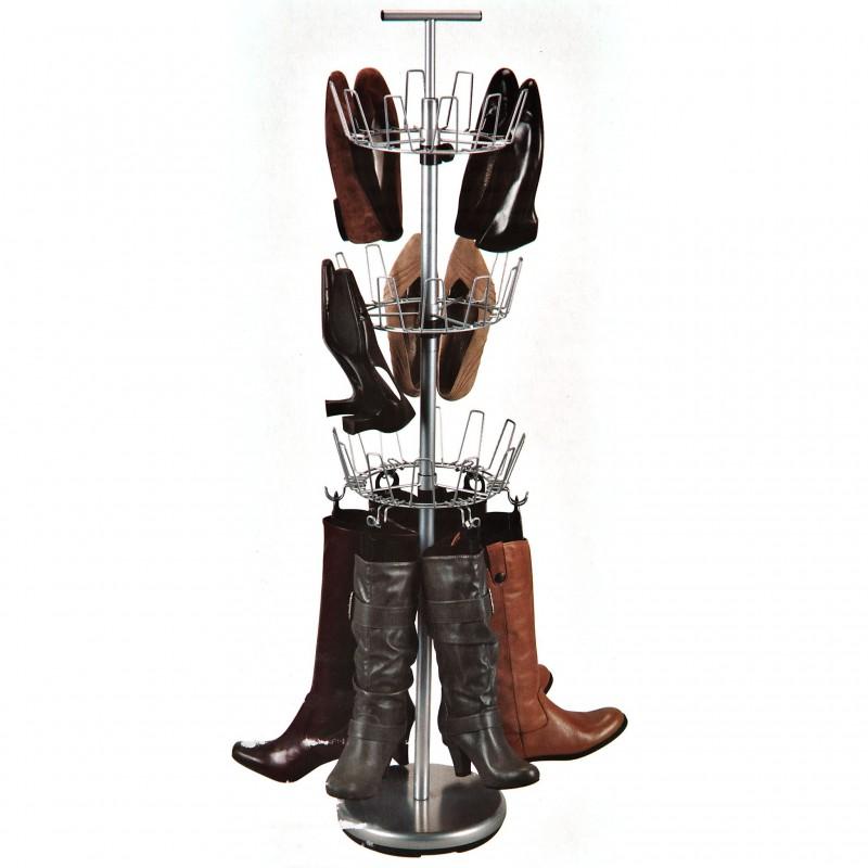 Organizador acero para botas Household Essentials
