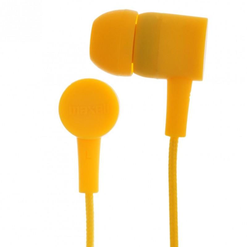 Audífonos con micrófono Solids Maxell