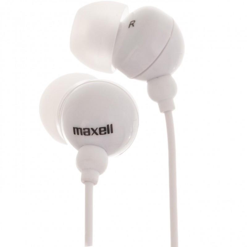 Audífonos Plugs Maxell