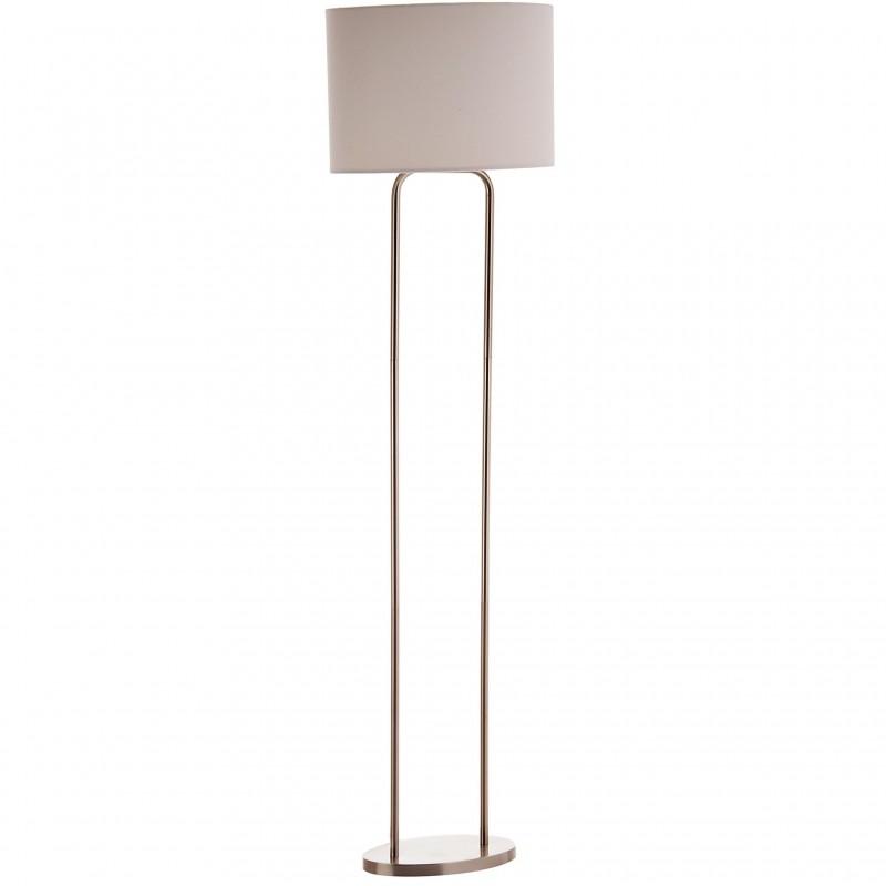 Lámpara de piso base rectangular Kenroy Home