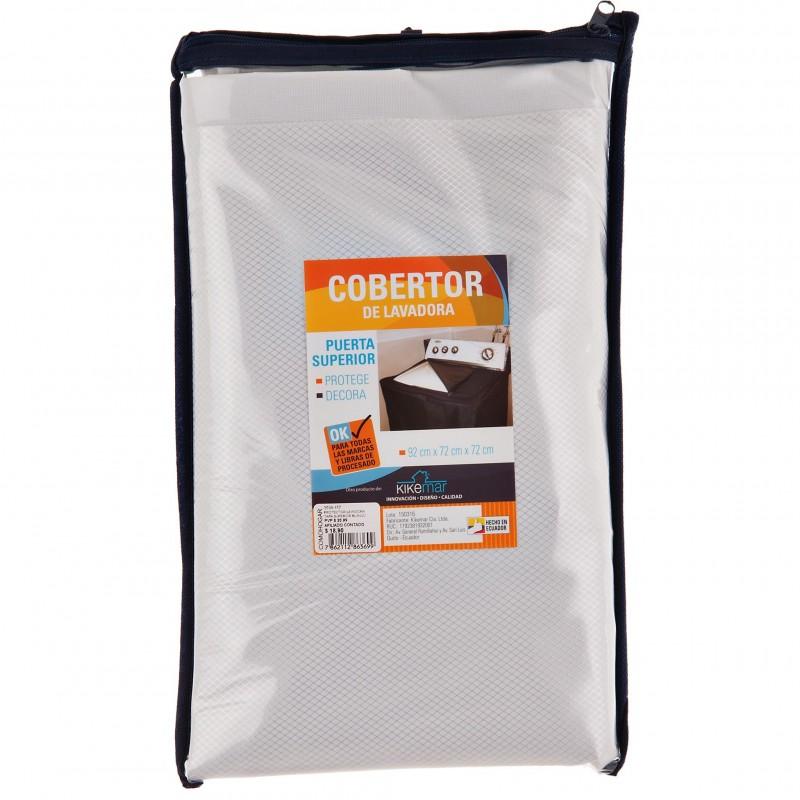 Protector para lavadora carga superior Kikemar