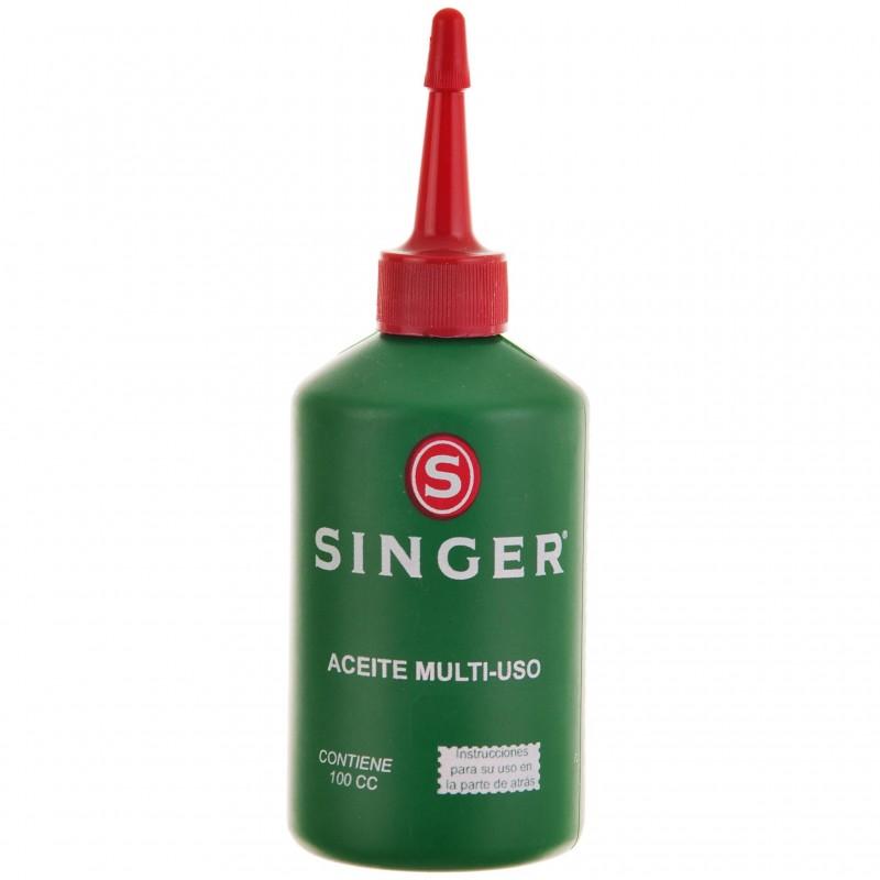 Aceite universal multiusos para máquina de coser Singer