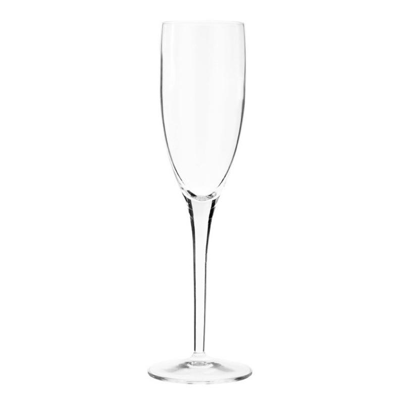 Juego de 4 copas para champagne Parma Bormioli