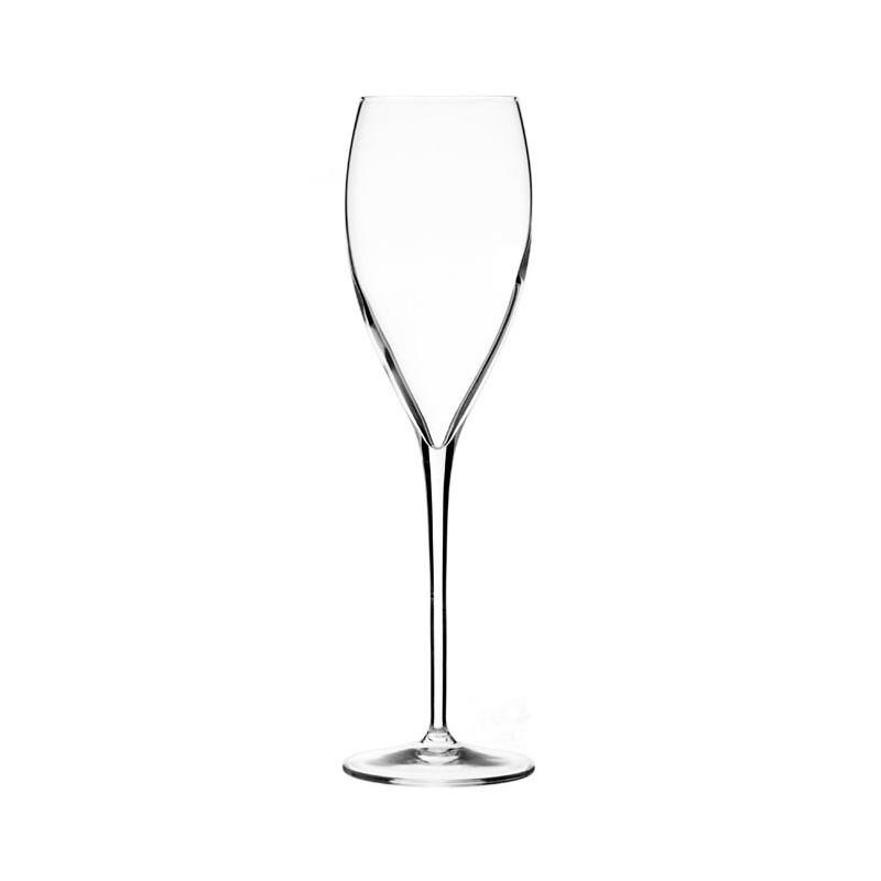Juego de 6 copas para champagne Magnífico Bormioli
