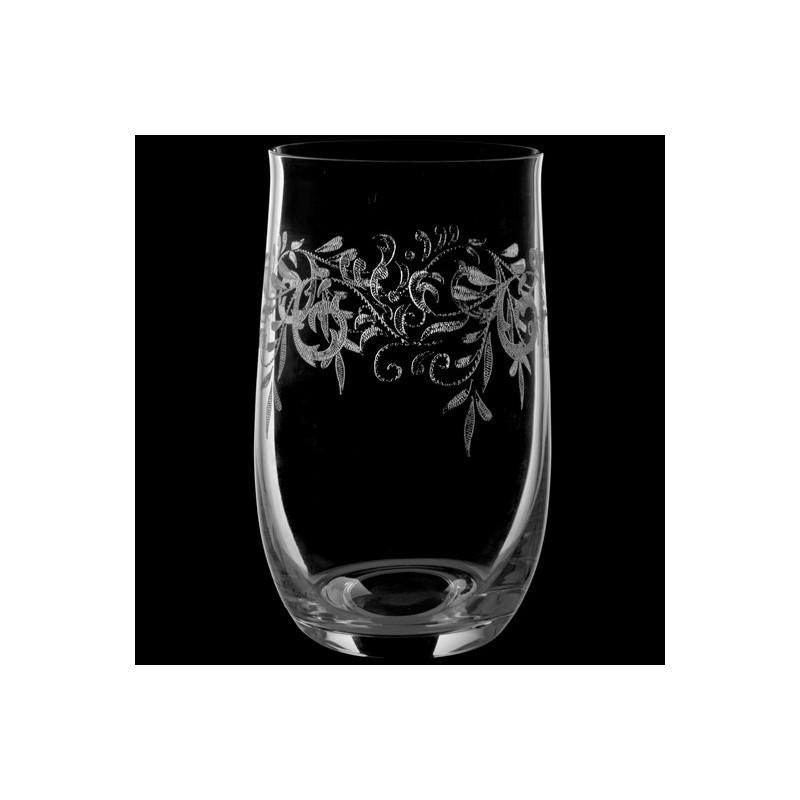 Juego de 6 vasos Romance Bohemia Cristal
