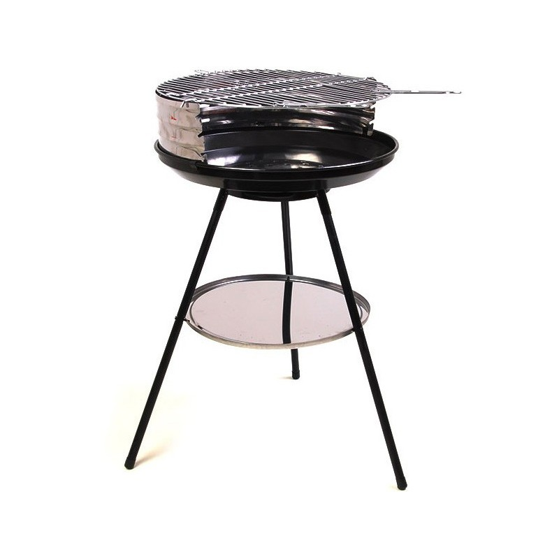 BBQ a carbón con bandeja Algon
