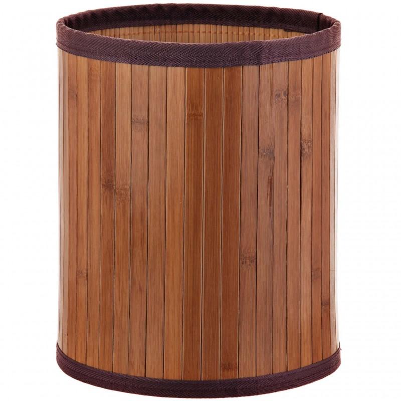 Basurero plegable Bamboo Ginsey