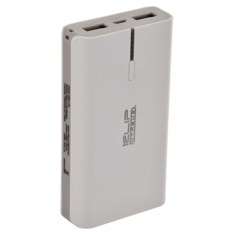 Batería recargable portátil 7500 mAh con linterna KBH-170 Klip Xtreme