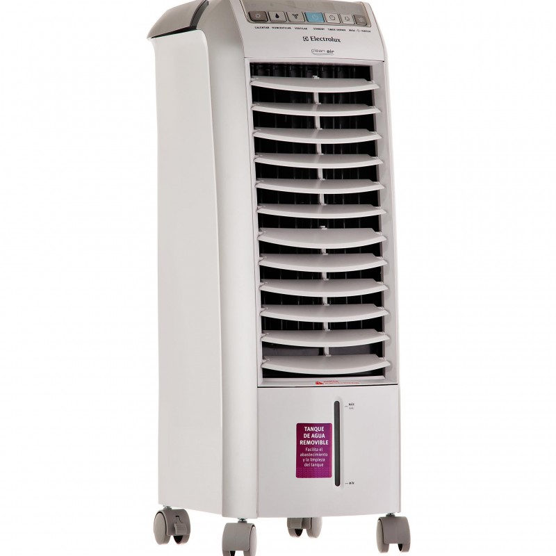 Climatizador 4 en 1 con control remoto Electrolux
