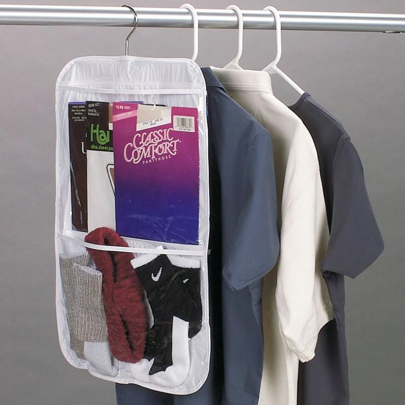 Organizador para medias con gancho Household Essentials