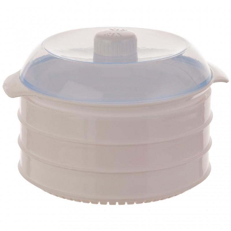 Vaporera con tapa para microondas 22 cm Joyce Chen