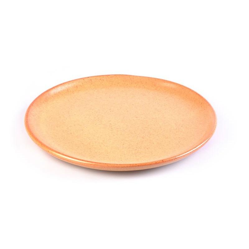 Plato para postre Tabacco De Silva Ceramiche