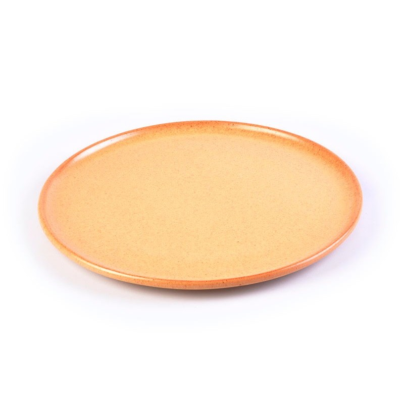Plato tendido Tabacco De Silva Ceramiche