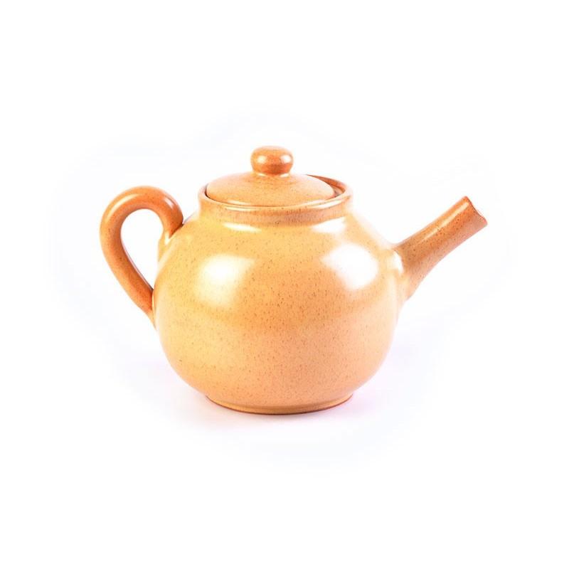 Tetera Tabacco De Silva Ceramiche