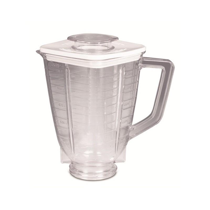 Jarra de plástico para licuadora Oster