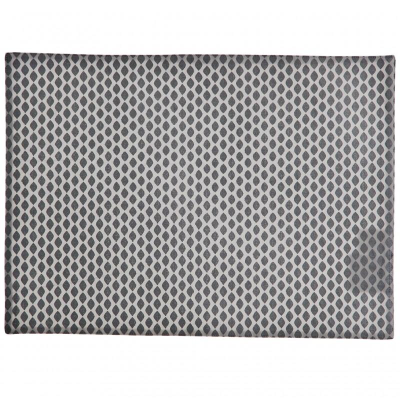 Individual 30x48 cm Rombos algodón Haus