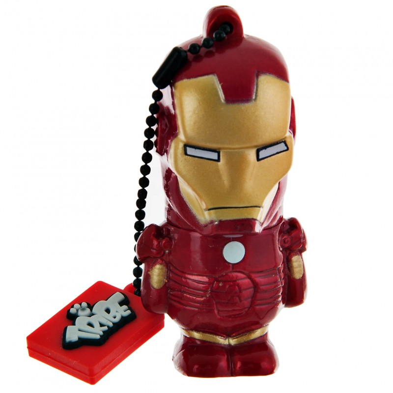 Flash Memory USB 8GB Iron Man Tribe