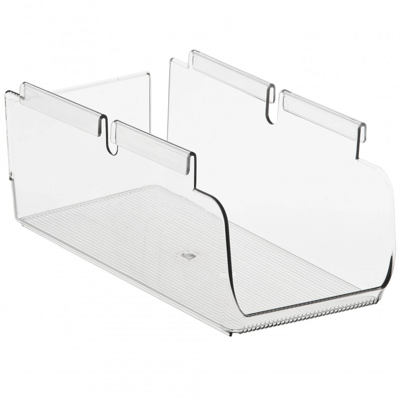 Organizador colgable acrílico Interdesign