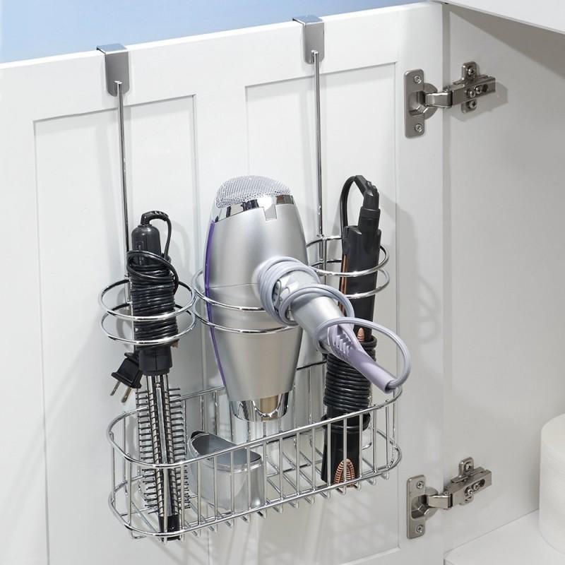 Porta secador y plancha de cabello Clásico Interdesign