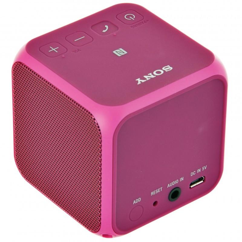 Parlante portátil Bluetooth / NFC con micrófono 10W Sony