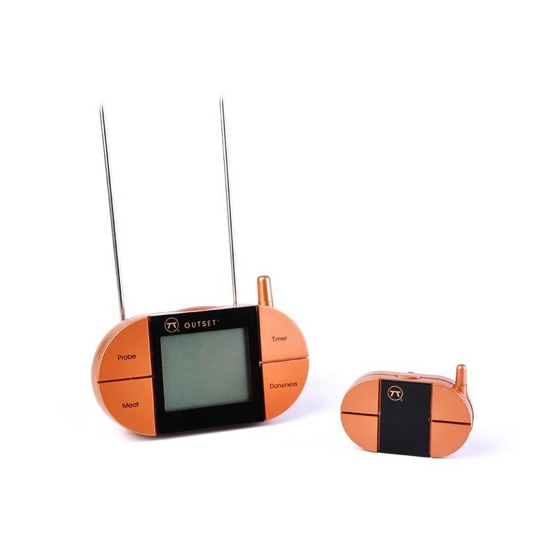 Termómetro digital para carne Outset