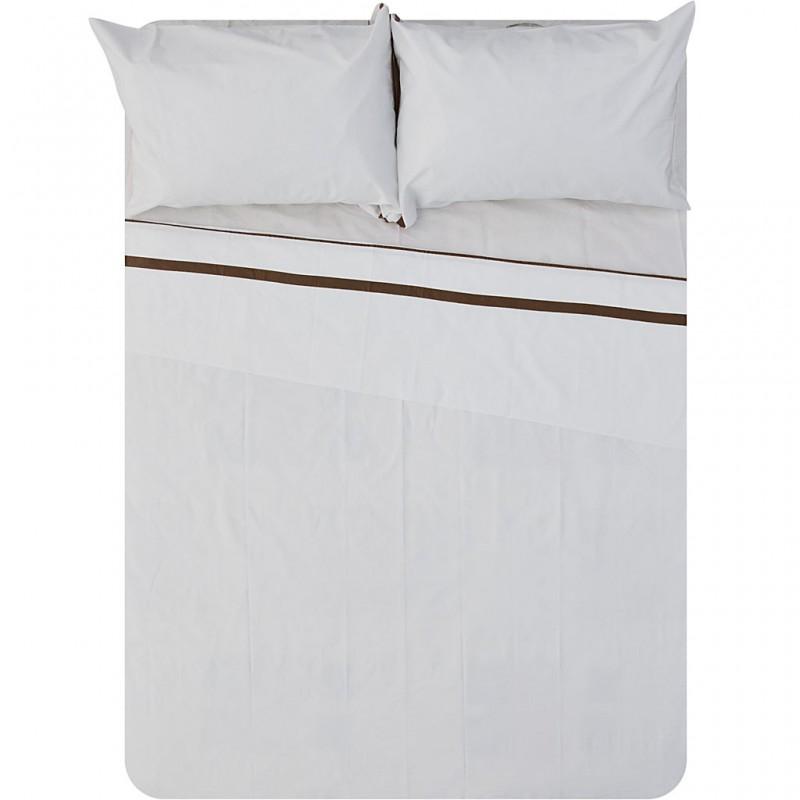 Juego de sábanas Banda 300 hilos 100% algodón Haus