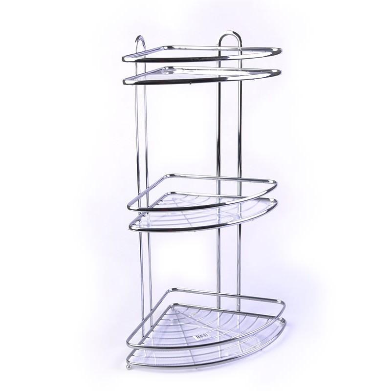 Organizador esquinero de 3 niveles