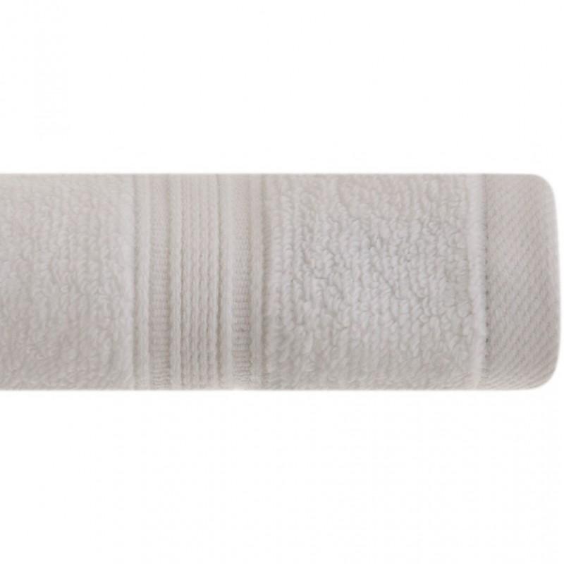 Toalla facial 30x30 cm Solid 100% algodón blanco Haus