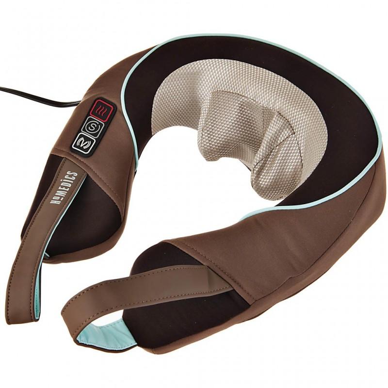 Masajeador para cuello / hombros con calor / vibración Homedics
