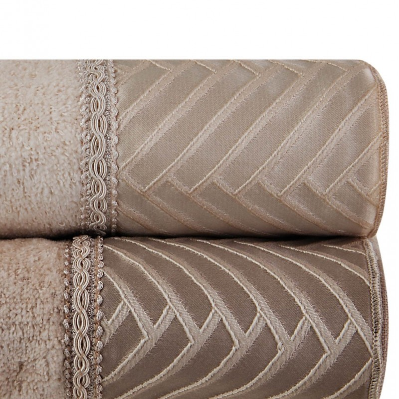 Toalla de manos Interlace 100% algodón Avanti