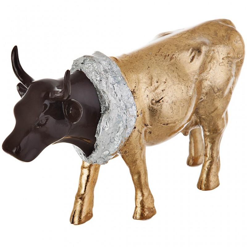 Figura Vaquita de Chocolat Cow Parade