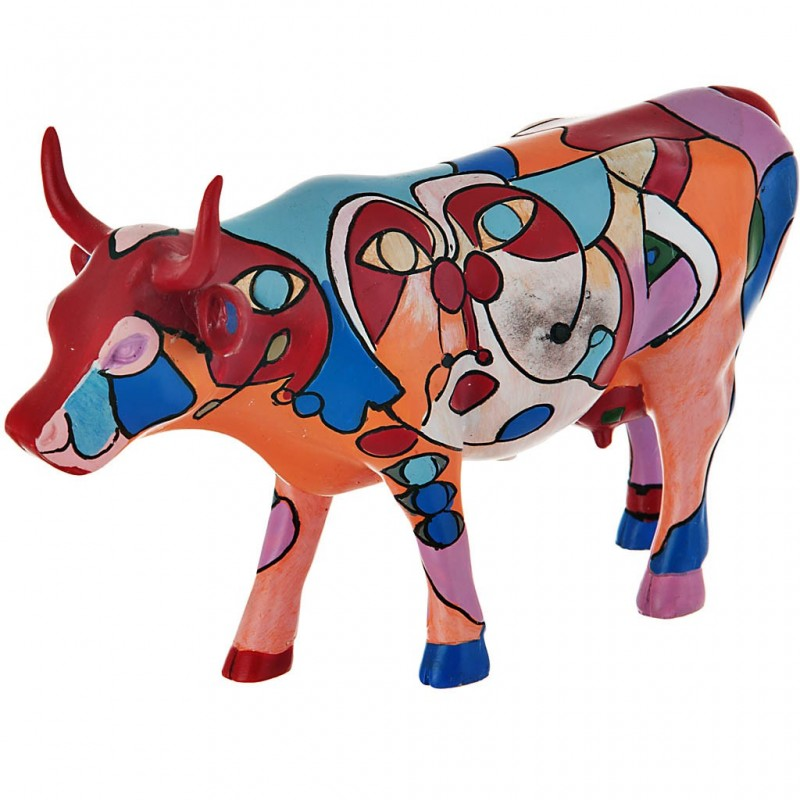 Figura de vaca Picowsso Cow Parade