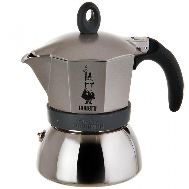 Cafetera para inducción Moka Bialetti