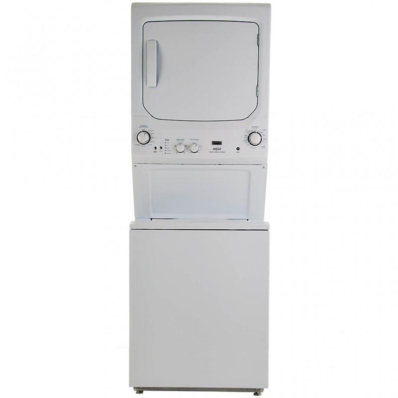 Lavadora / Secadora a gas 24 ciclos 33 lb Mabe