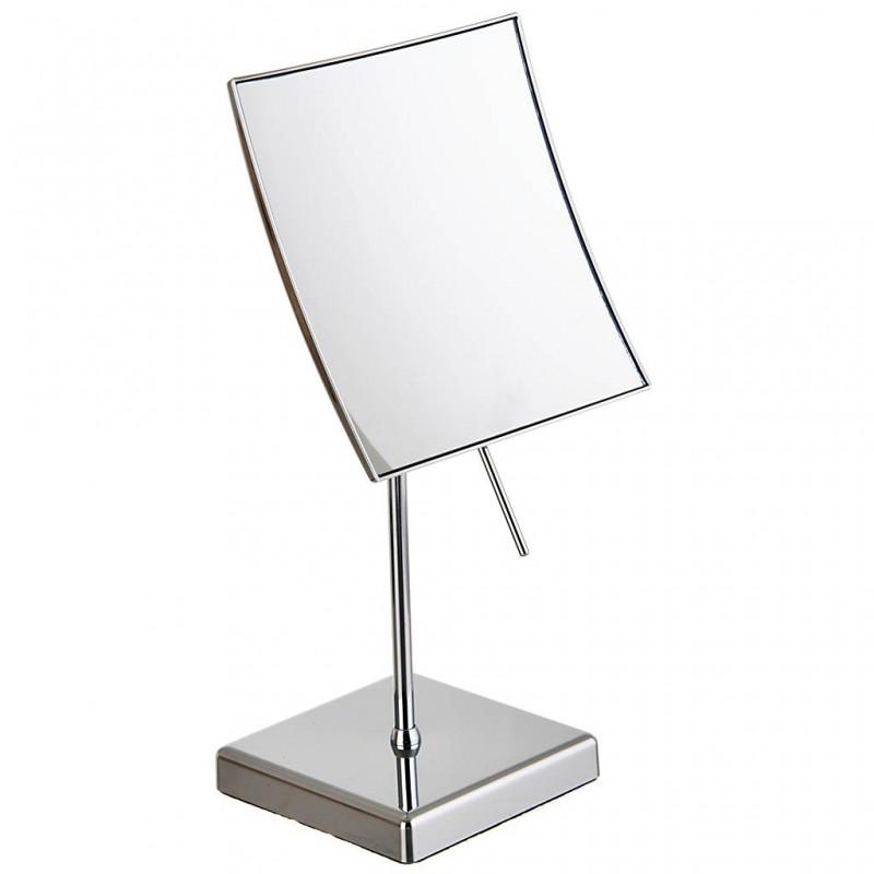 Espejo aumento 5x con pedestal