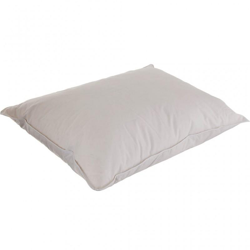 Almohada estándar Cambric relleno 100% plumas / forro 100% algodón Down
