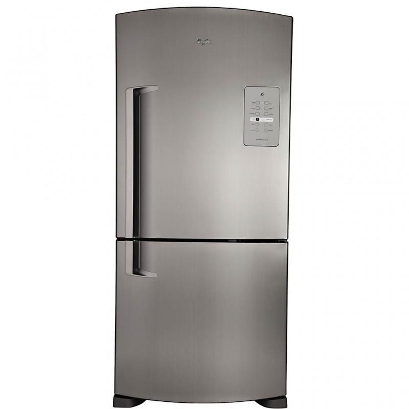 Refrigerador con pantalla Touch / acero inoxidable 565 L Whirlpool