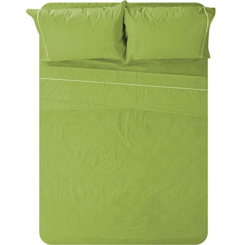 Juego de sábanas Diseño  50% algodón - 50% poliéster Haus