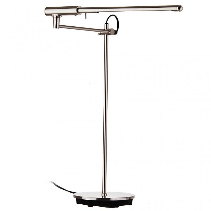Lámpara de escritorio LED Silver