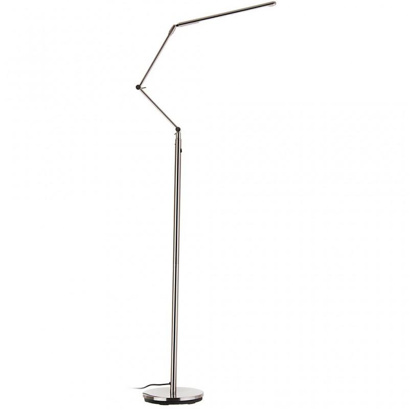 Lámpara de piso con luz LED