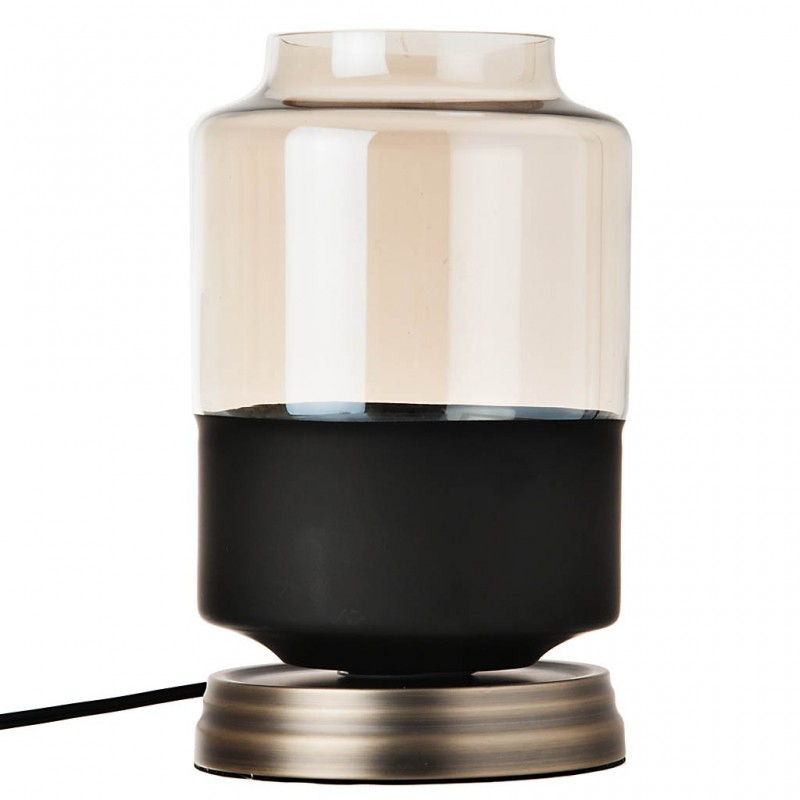 Lámpara de mesa Ámbar vidrio