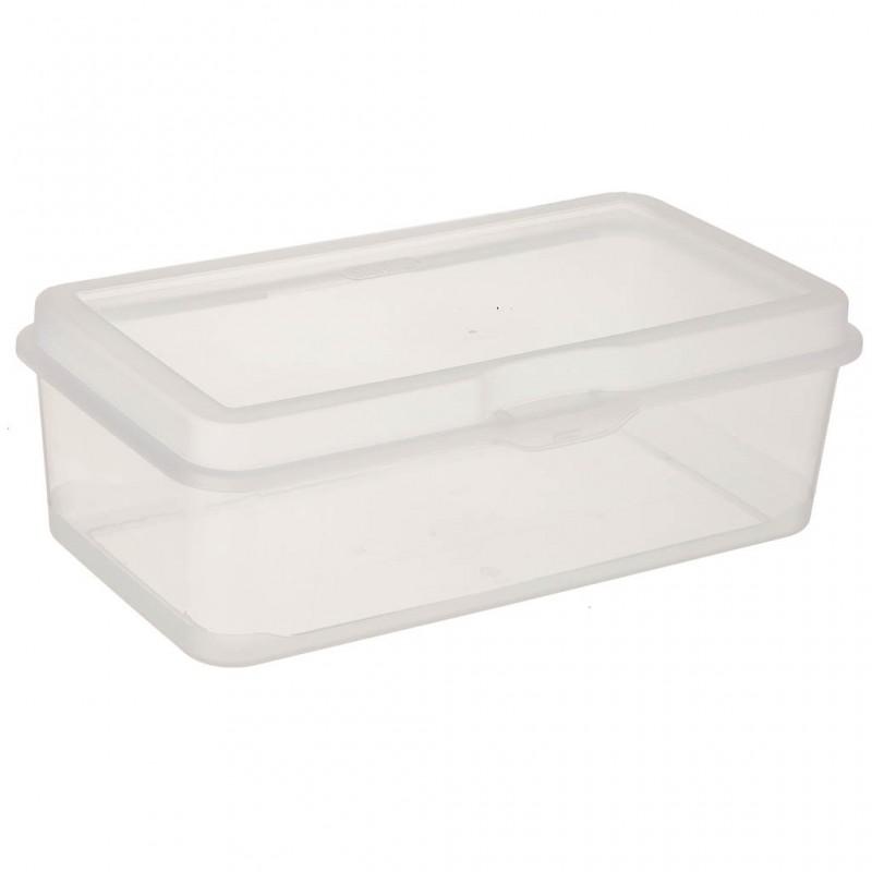 Caja grande FlipTop Sterilite