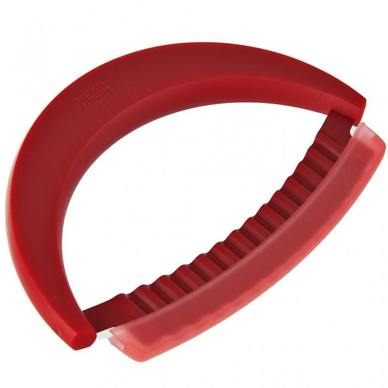 Cuchillo decorador circular polipropileno / acero inoxidable Kuhn Rikon