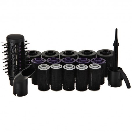 Rizador 3 en 1 con 15 tubos autoajustables 800W Remington