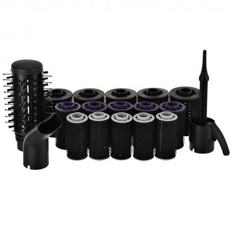 Rizador 3 en 1 con 15 tubos autoajustables 800W Remington