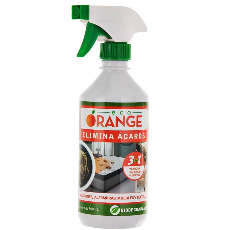 Desinfectante contra ácaros para colchón / textiles 500 ml
