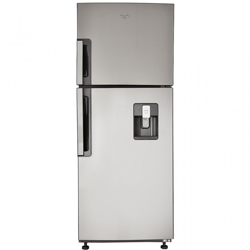 Refrigerador con dispensador No Frost 264 L WRW25BKTWW Whirlpool