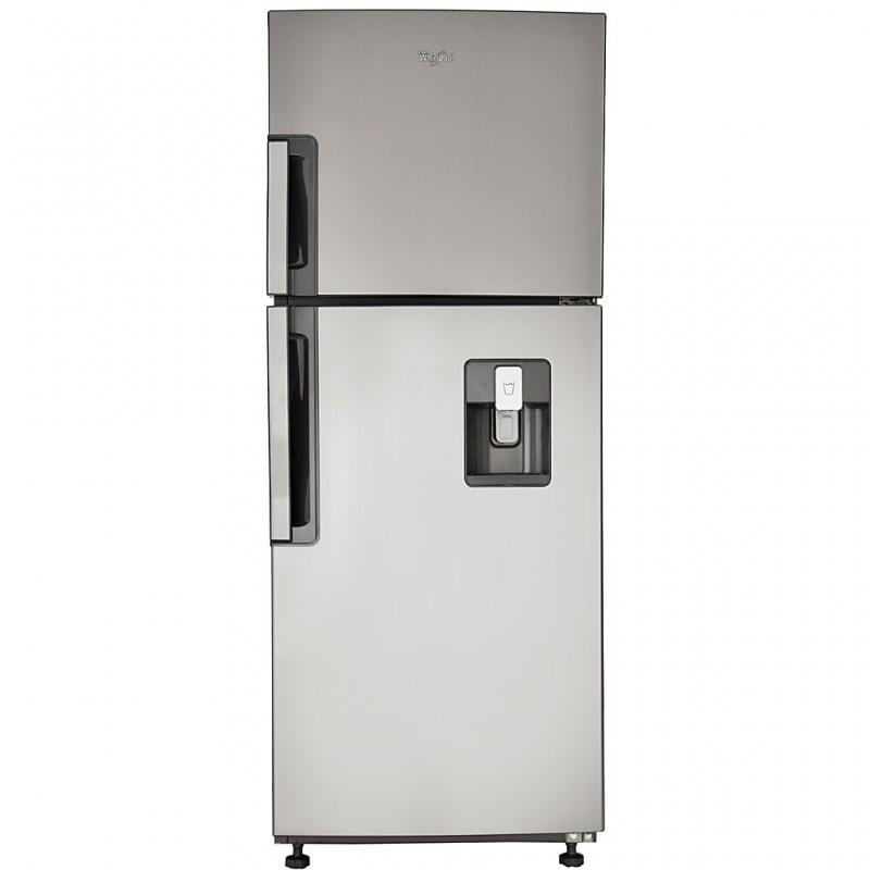 Whirlpool Refrigerador No Frost con dispensador 264L WRW25BKTWW