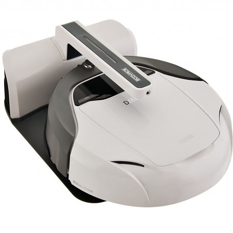 Aspiradora robótica con encendido programable 30W 110V 60Hz Ecovacs